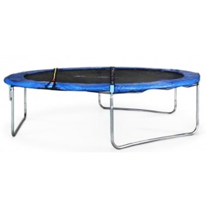 Trampoline 10FT (305 cm) Sports Jump without a network and ladders